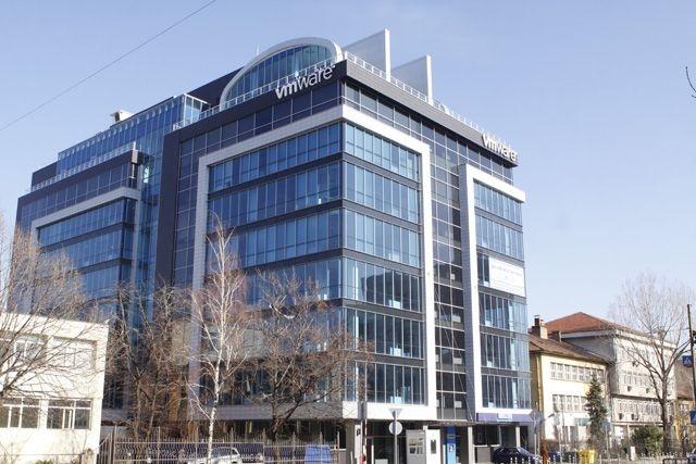 The VMware Office at Sofia, Bulgaria