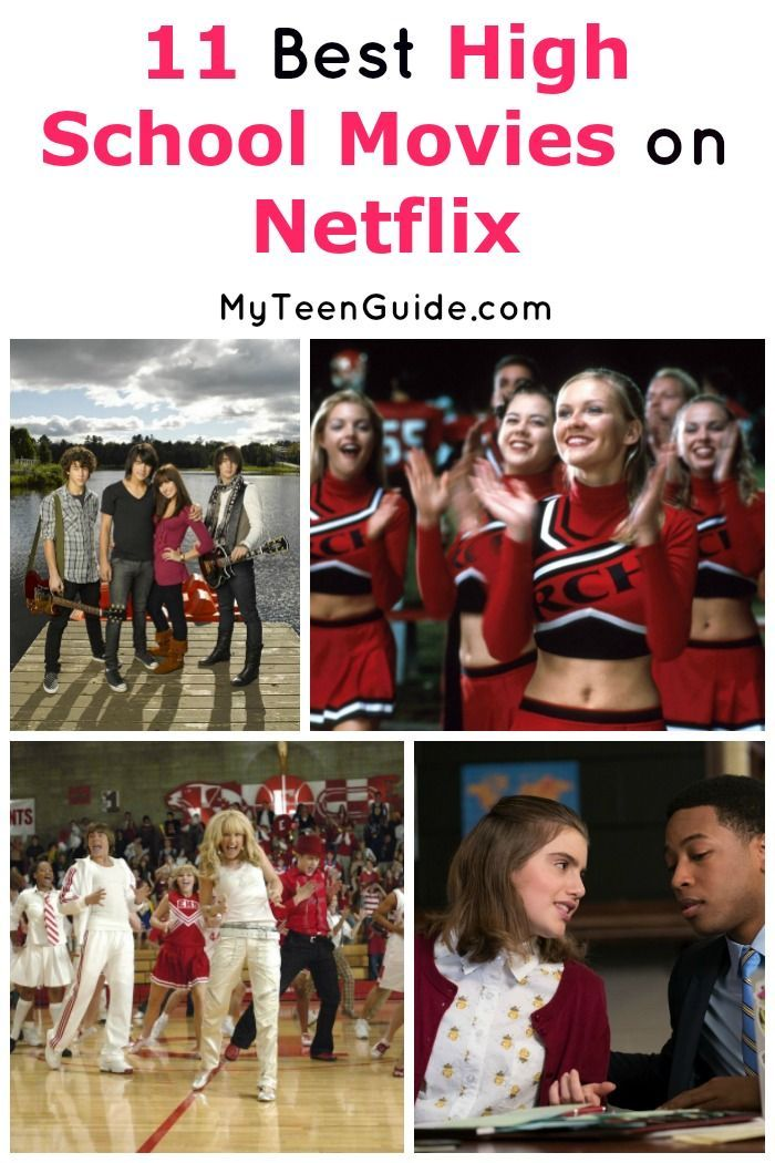 11 Best High School Movies On Netflix Netflix Hulu Amazon Prime