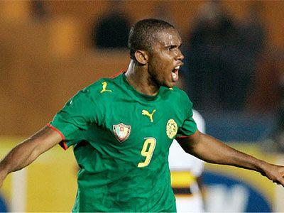Samuel Eto'o - Best African soccer player of all time