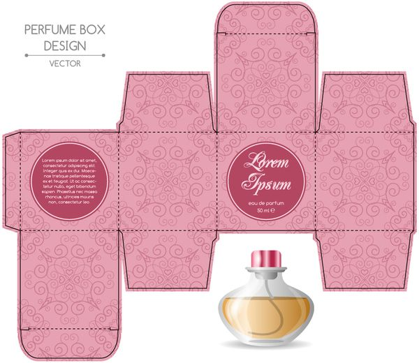 Design Packaging Box Template