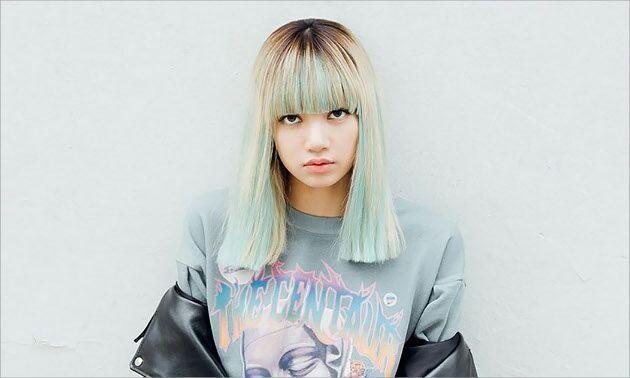 How To Disappear Chealisa Prolog In 2021 Kpop Hair Color Lisa Hair Kpop Hair