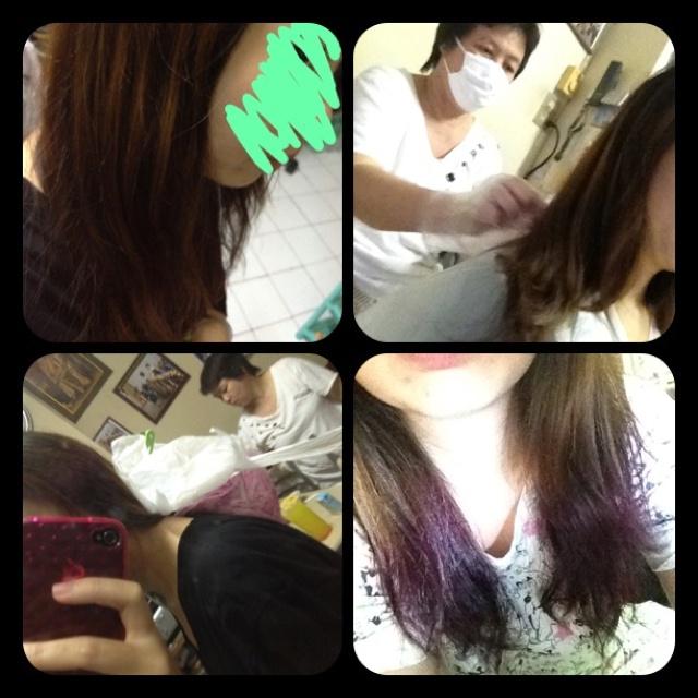 Dip My Hair XD