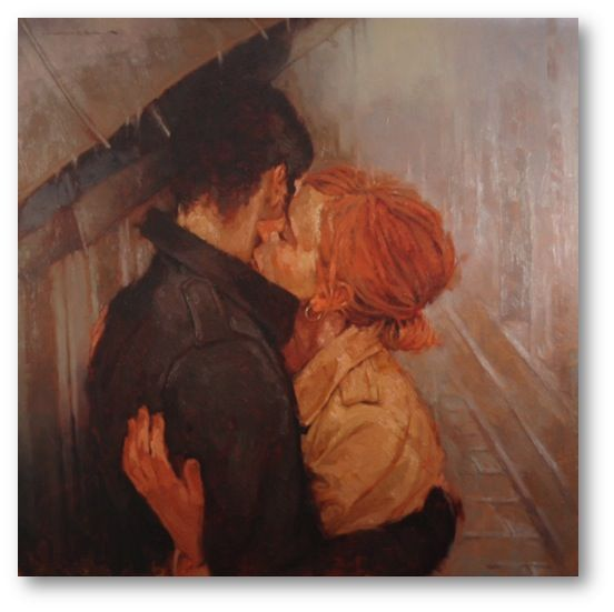Joseph Lorusso - Figurative Oil Paintings