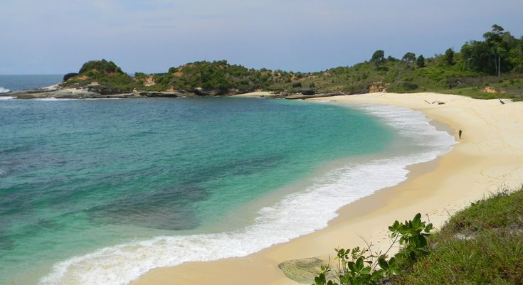 Pantai Pasie Saka Indahnya Pantai Eksotis di Aceh - Aceh