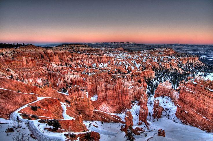 America's 20 prettiest national parks in winter — Medium