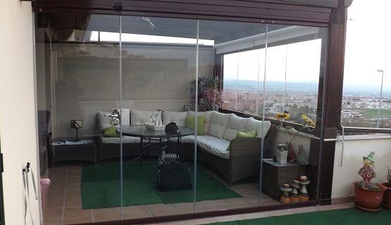 Fabricante de Cerramientos de Terrazas con Cortinas de Cristal, mejor Precio garantizado. Presupuesto sin compromiso, en Cerramientos de Terrazas