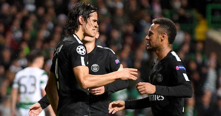 Neymar e Cavani entraram em conflito dentro de campo hoje na vitória do Paris Saint-Germain por 2 a 0 em cima do Lyon por conta das cobranças de pênalti e...