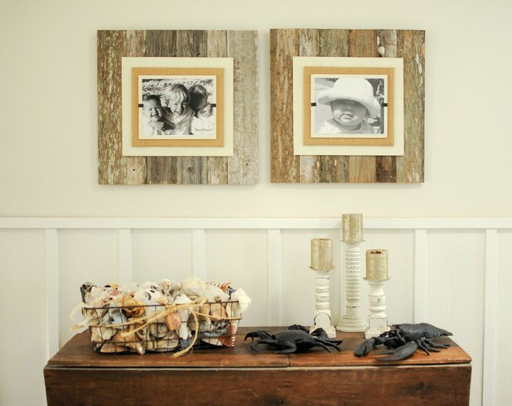 Keith Reclaimed Wood Picture Frame