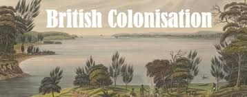 Information about Australia's history. Includes dates for establishment of colonies in each state.