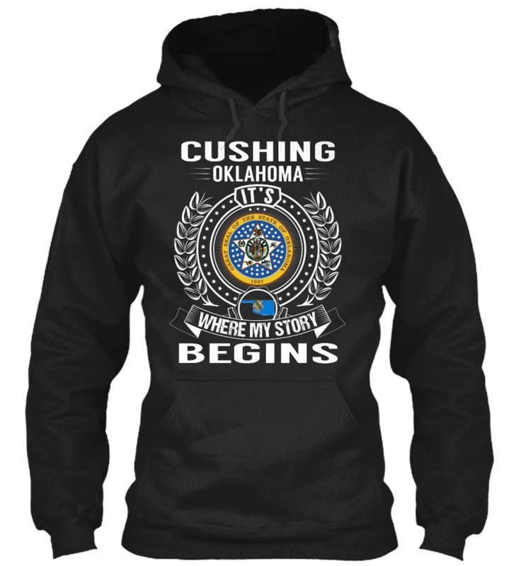 Cushing, Oklahoma - My Story Begins
