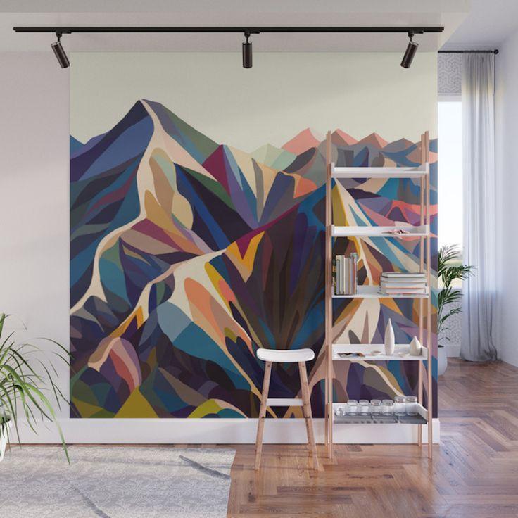 Setzen Sie mit den neuen Peel + Stick-Wandgemälden von Society6 Akzente für Ihr Zuhause   – that space