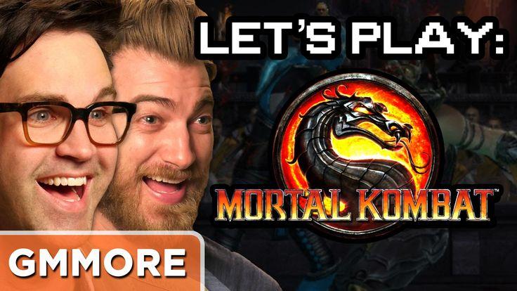 Let's Play - Mortal Kombat  GMM