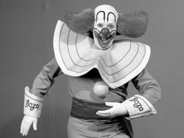 bozo the clown pictures | Larry Harmon as Bozo the Clown, PBS PIONEERS OF TELEVISION