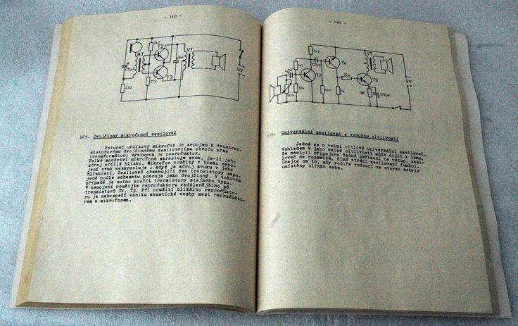 Návod ke stavebnici MEZ Elektronik 02