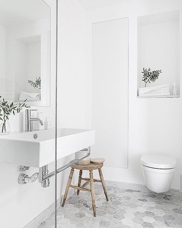 Bathroom bliss! ➡️Trendenser.se  : @alvhemmakleri