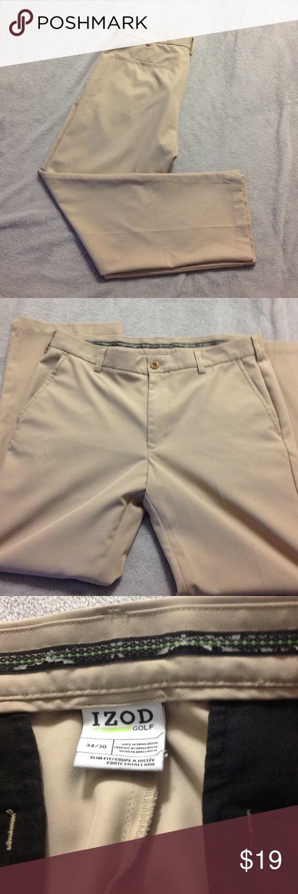 Izod golf pants Like new golf pants Izod Pants