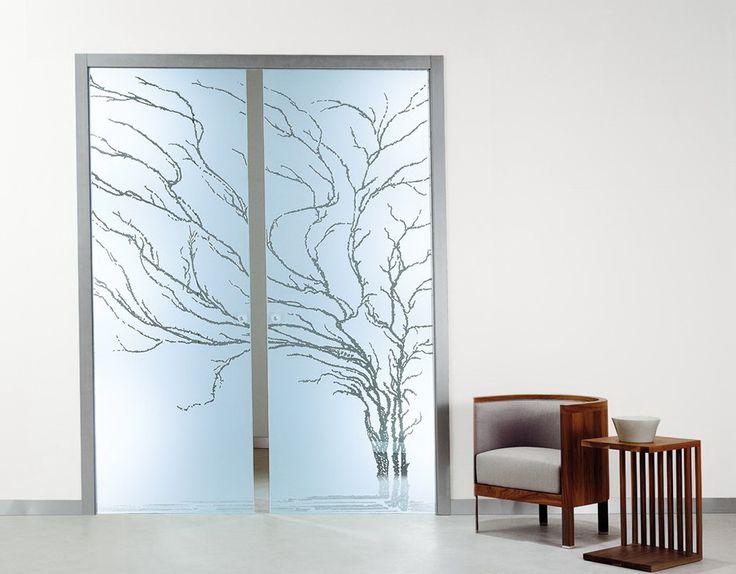 Mirrored Window Film Lowes | Home Design Ideas · Interior Glass DoorsSliding  ...