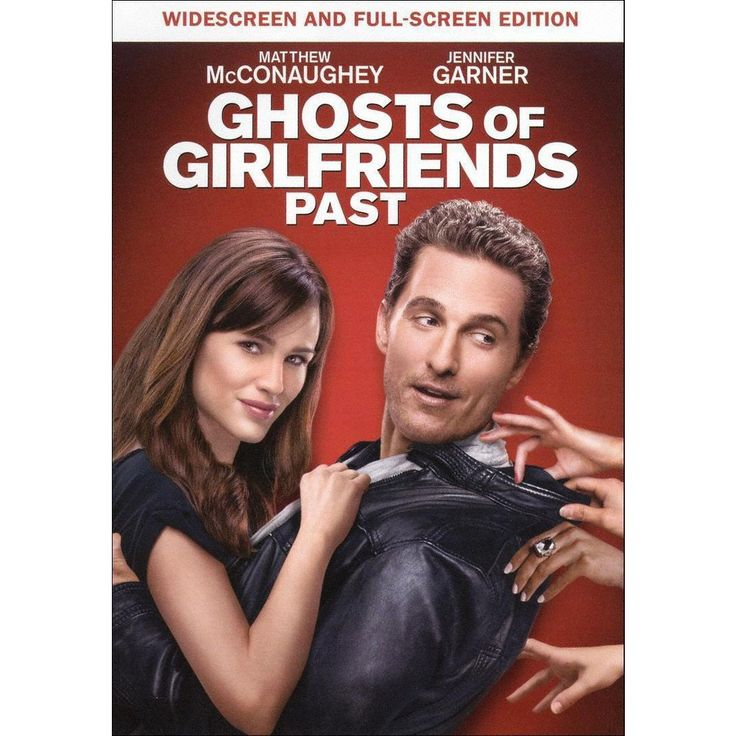 Ghosts of Girlfriends Past (dvd_video)