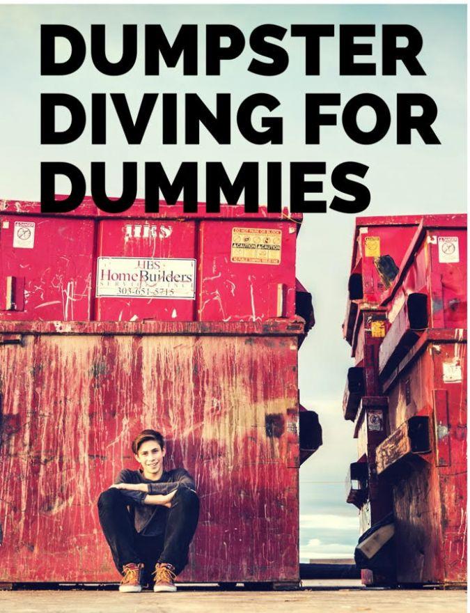 dumpster diving lars essay