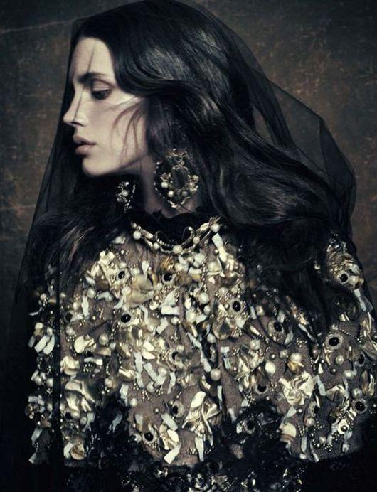 Vogue Italia | Paolo Roversi | F.TAPE: