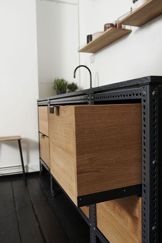 Frama Studio Kitchen Case No. 3  FRAMA  Studio Kitchen  Pinterest  부엌 ...