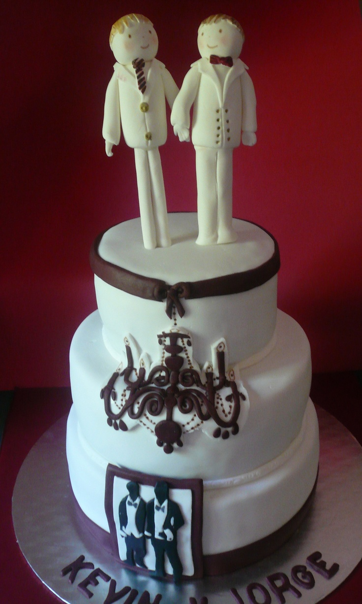 gay wedding cake ideas 24 best images about g a y on wedding 4455