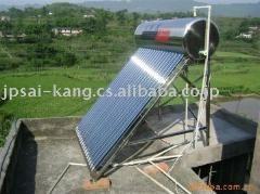 非加圧ステンレス鋼太陽熱温水器