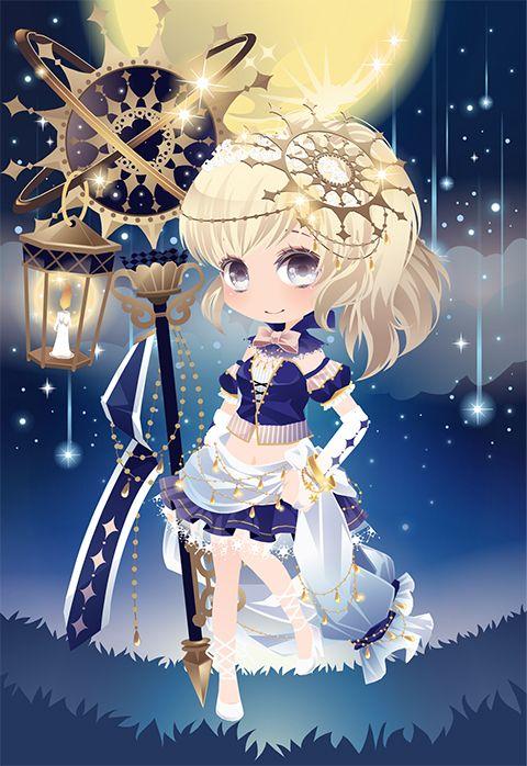 月夜のアストロロギア @games -アットゲームズ-