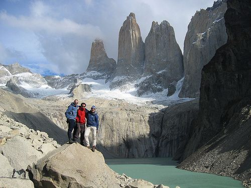 Torres del Paine (Mirador)