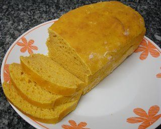 Receita de Pão de cenoura | Receitas Supreme