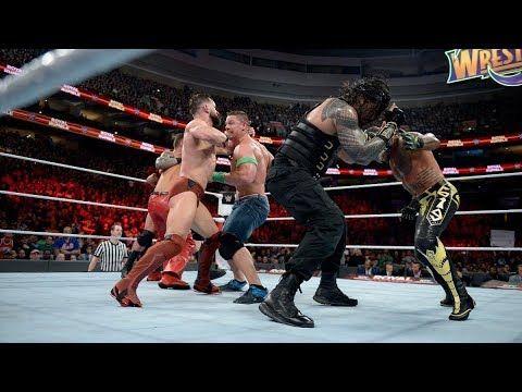 WWE Royal Rumble 2018 - The Royal Rumble Match - Full Match 720p HD