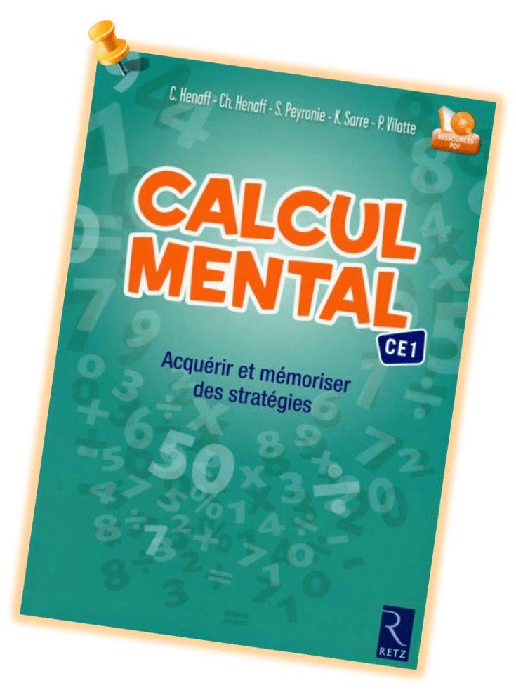 Calcul mental CE1 - Lutin Bazar | Calcul mental ce1, Calcul mental, Calcul