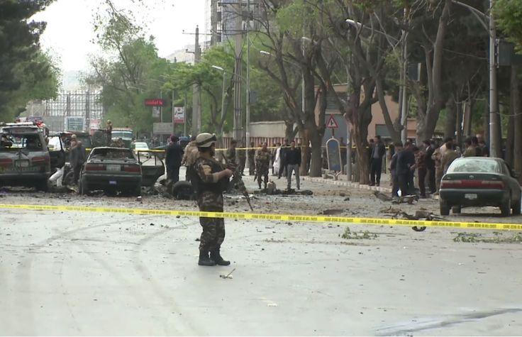 Al menos ocho muertos en un atentado suicida en Kabul
