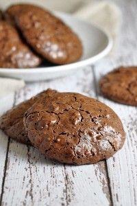 Receta casera de galletas sin harina Ingredientes: 3 tazas de azúcar glas 3/4…