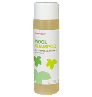 Imse Vimse Wool Shampoo (for the wool skin rug)