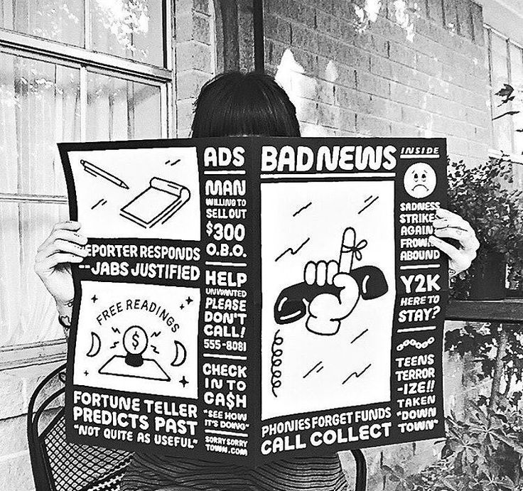 @sorrysorrytown Repost from @letterette_, receiving some very Bad News #zine…