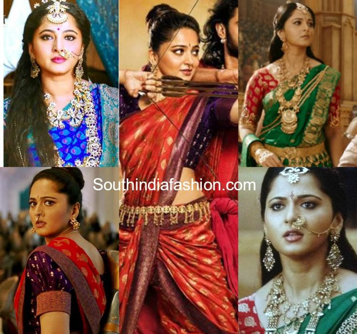 Anushka Shetty as Princess Devasena in Baahubali 2: The Conclusion