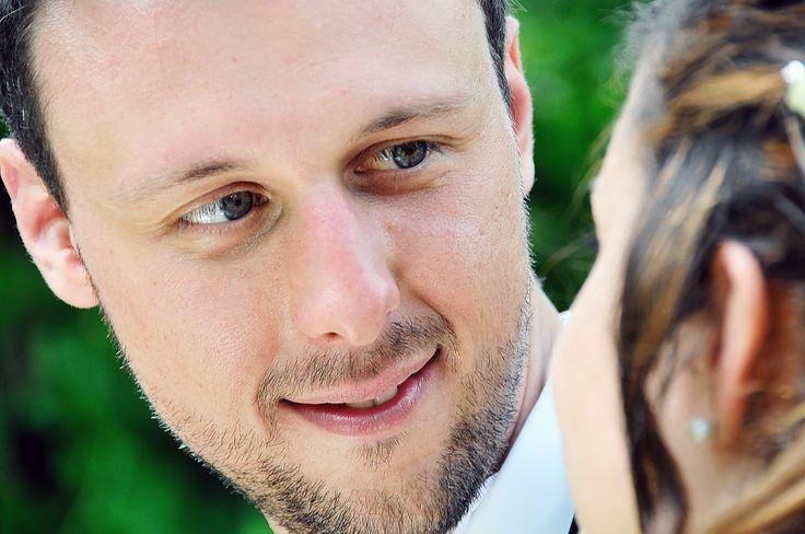 Boutique della Fotografia, Fotografo di Matrimonio a Milano. - Lo sposo innamorato...