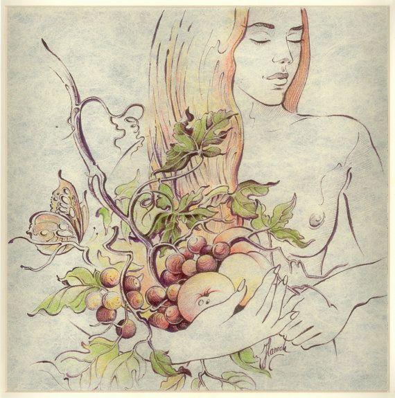 """""""Time of Abundance"""" by Anna Miarczynska"""