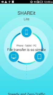 SHAREit - Connect & Transfer- screenshot thumbnail
