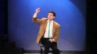 Rowan Atkinson Live - Elementary dating, via YouTube.