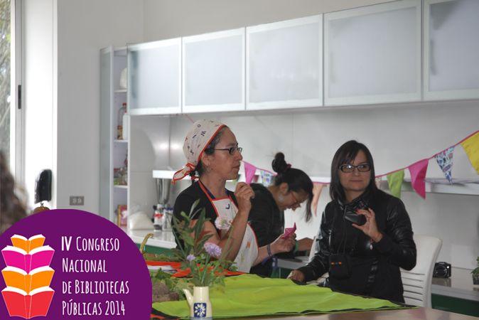 Cocina y letras – Mónica Lucia Vivas