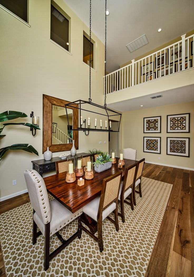 Serve Them A Regal Feast In Your Dream Diningroom Rocklinca Newhomes Sacrealestate New Homes Rocklin Sweet Home