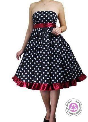 Clotheswap - New Rockabilly dress