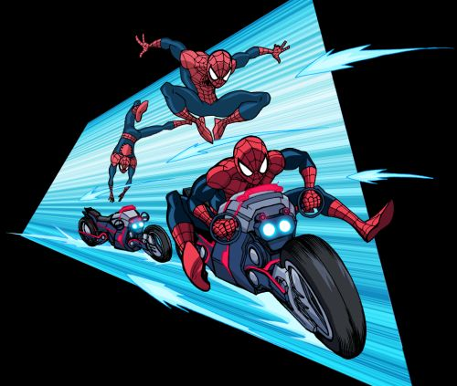 Marvel Infinite Comics: Ultimate Spider-Man #12 - Luciano Vecchio