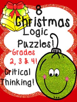 critical thinking problems for kids