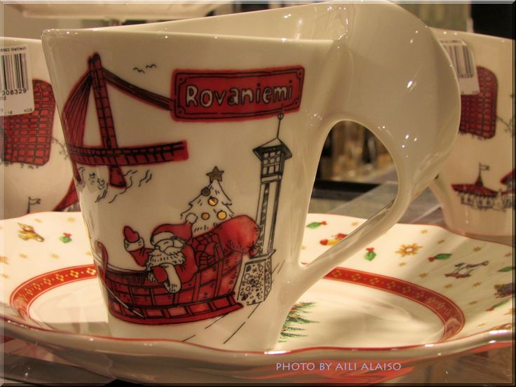 A beautiful souvenir from Rovaniemi by Aili Alaiso,Finland