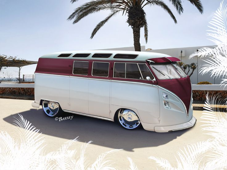 VW T1 Custom by ~BarneyHH