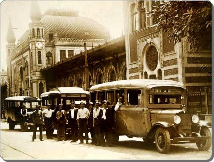 Sirkeci - 1930 lar