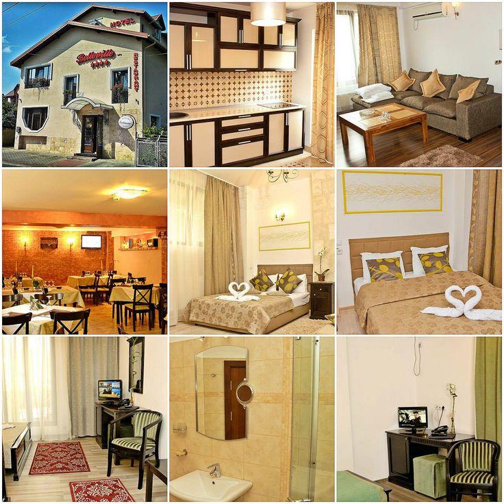 Hotelul Belleville din Iasi pune la dispozitia turistilor 20 camere spatioase, mobilate modern si cu mult bun gust si dotate cu toate facilitatile necesare pentru o sedere cat mai relaxanta.